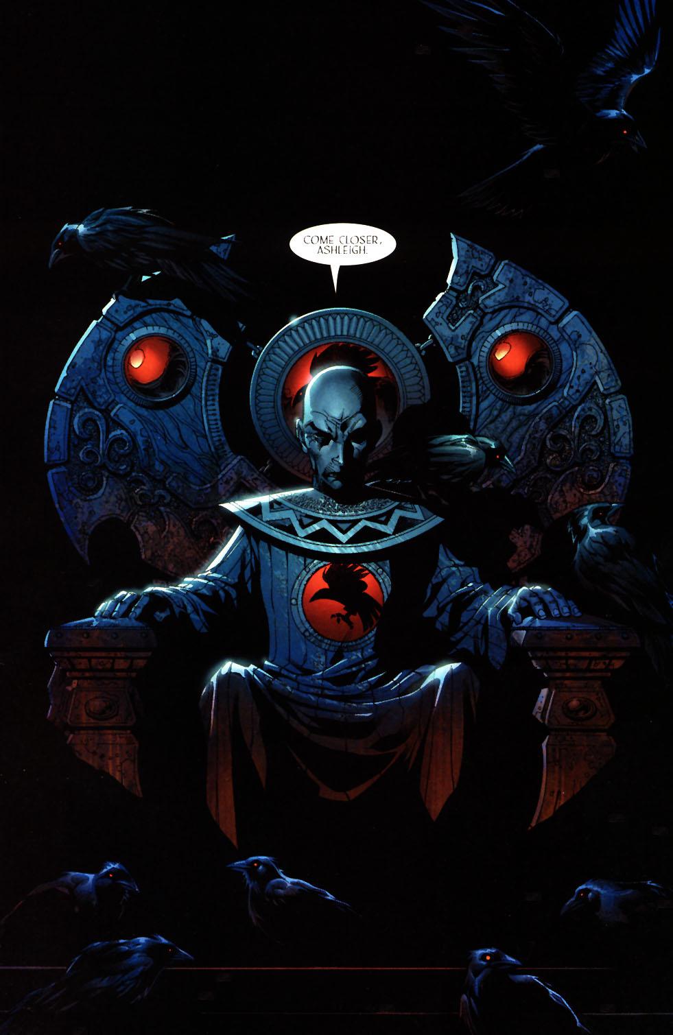Read online Scion comic -  Issue #13 - 3