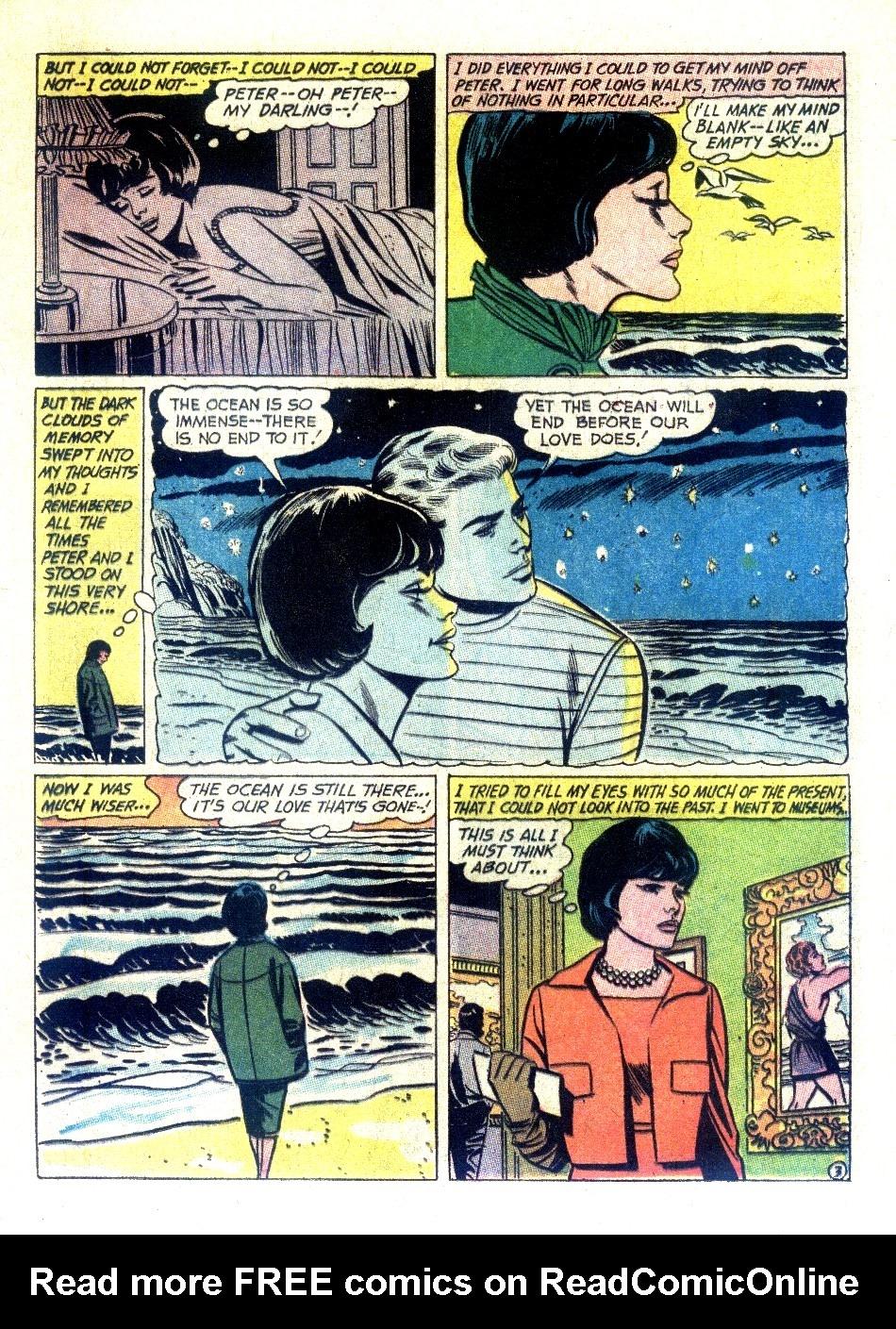 Read online Secret Hearts comic -  Issue #126 - 13