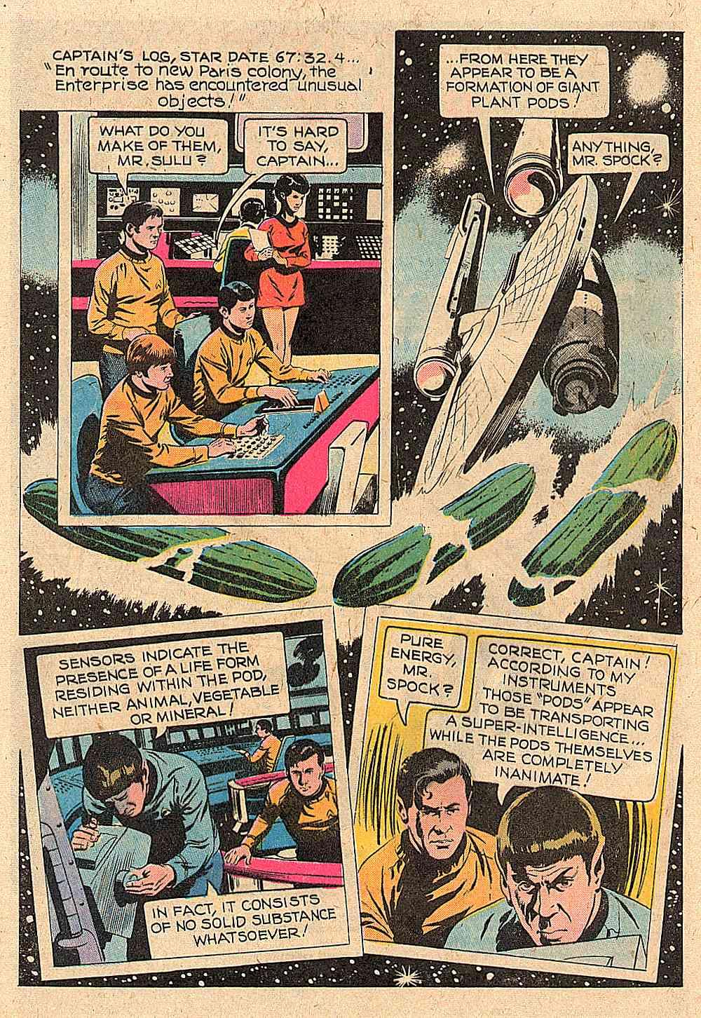 Star Trek (1967) #47 #47 - English 3