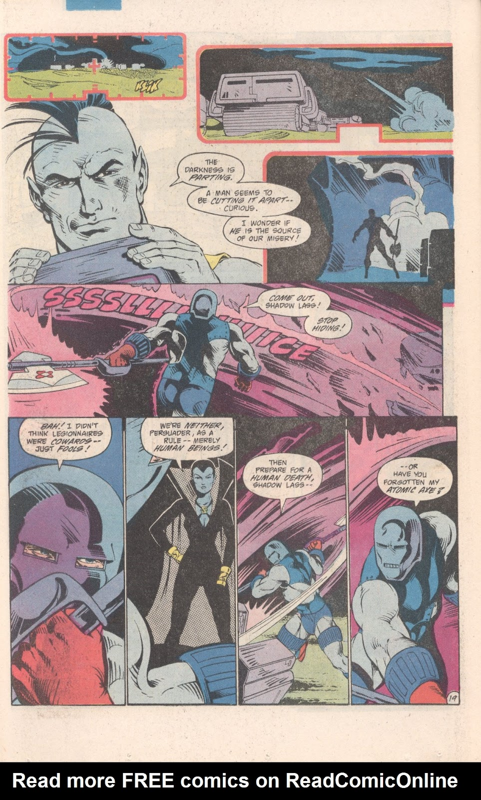 Tales of the Legion Issue #318 #5 - English 20
