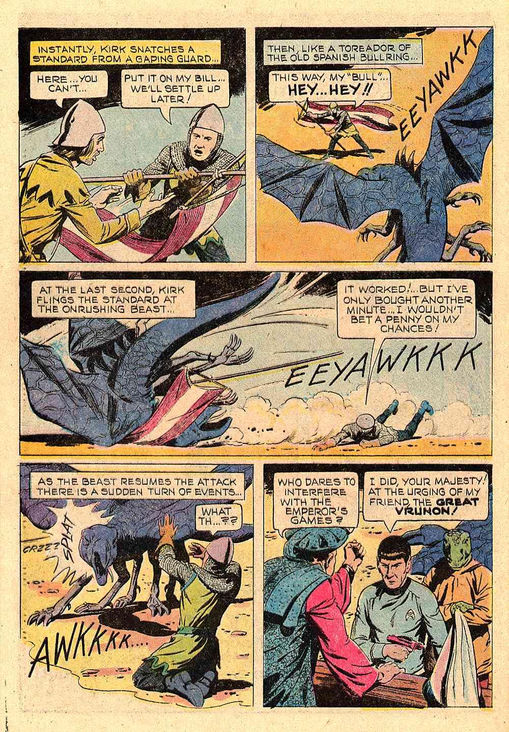 Star Trek (1967) #57 #57 - English 22