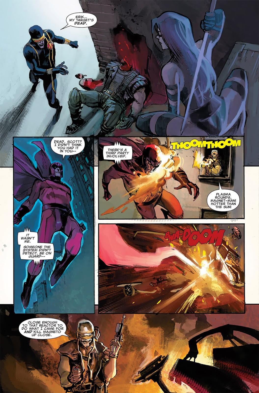 Uncanny X-Force (2010) Issue #5.1 #6 - English 20