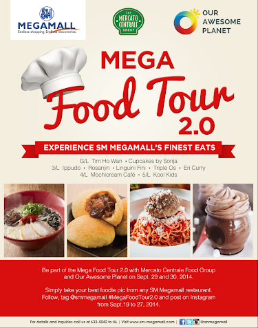 mega food tour 2.0