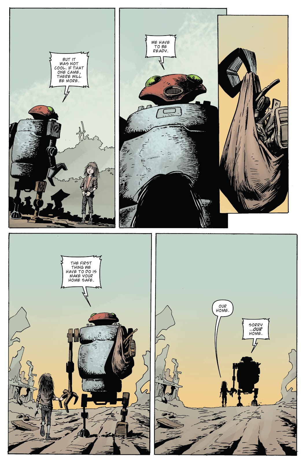 Zombies vs Robots (2015) Issue #4 Page 21