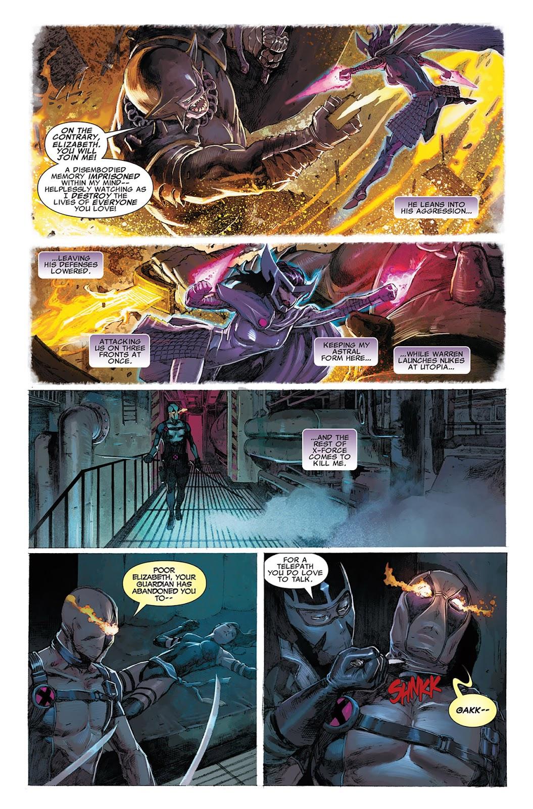 Uncanny X-Force (2010) Issue #8 #9 - English 15