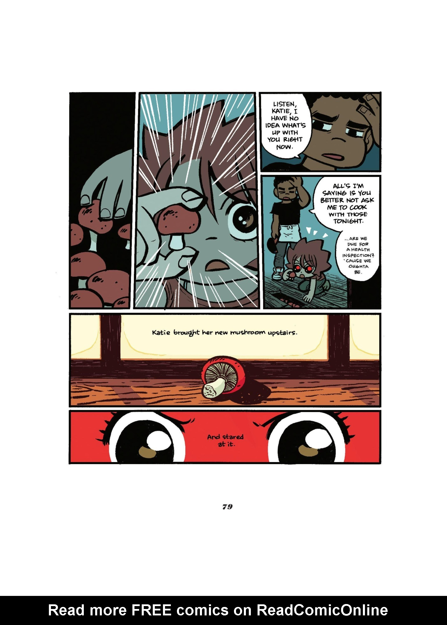 Read online Seconds comic -  Issue # Full - 81