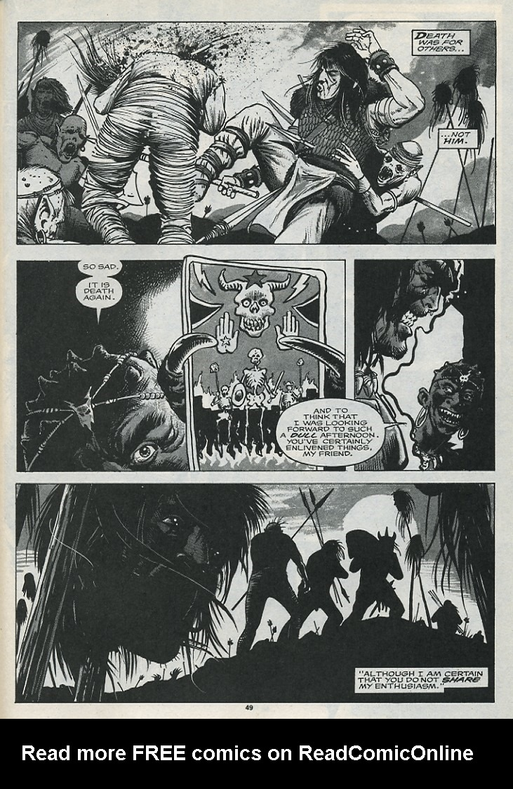 The Savage Sword Of Conan Issue #176 #177 - English 51