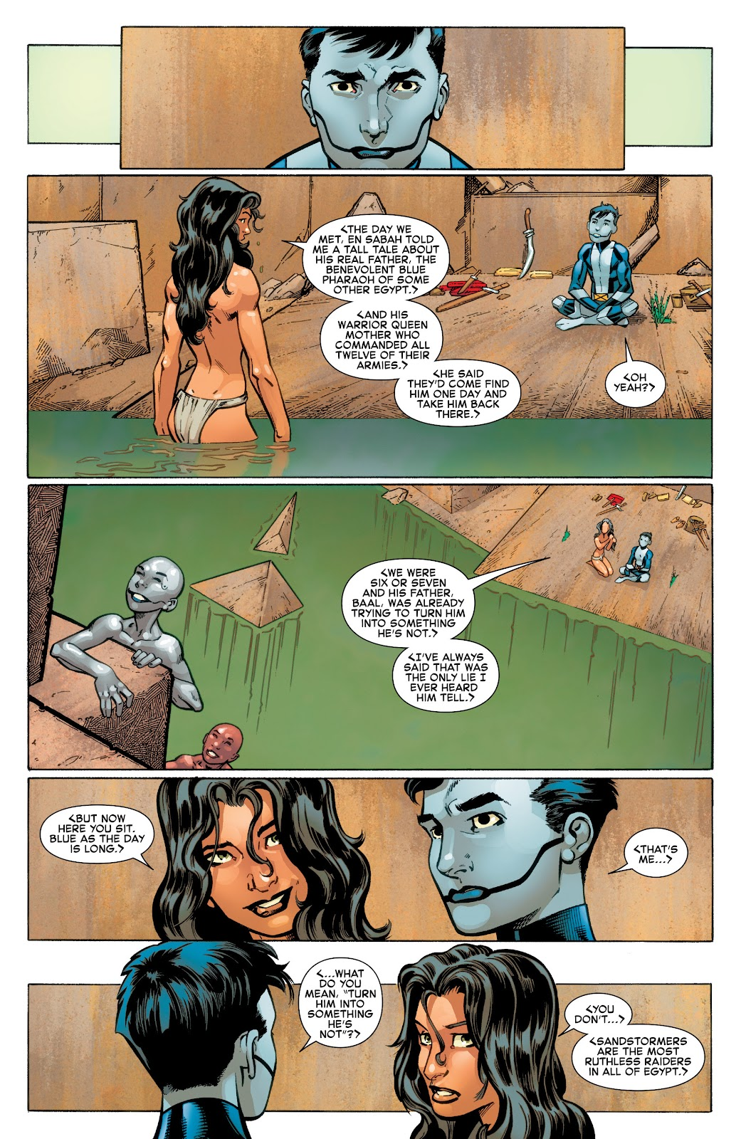 All-New X-Men (2016) Issue #10 #12 - English 14