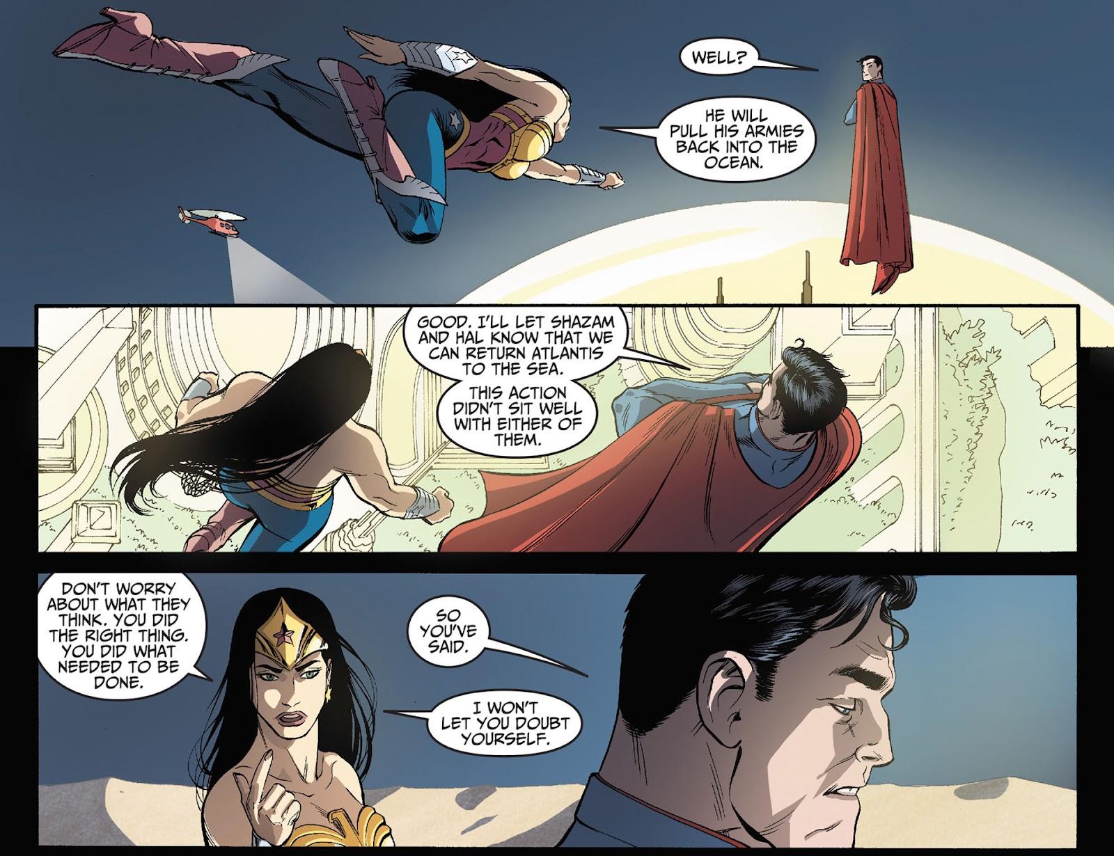 Injustice: Gods Among Us [I] Issue #12 #13 - English 21