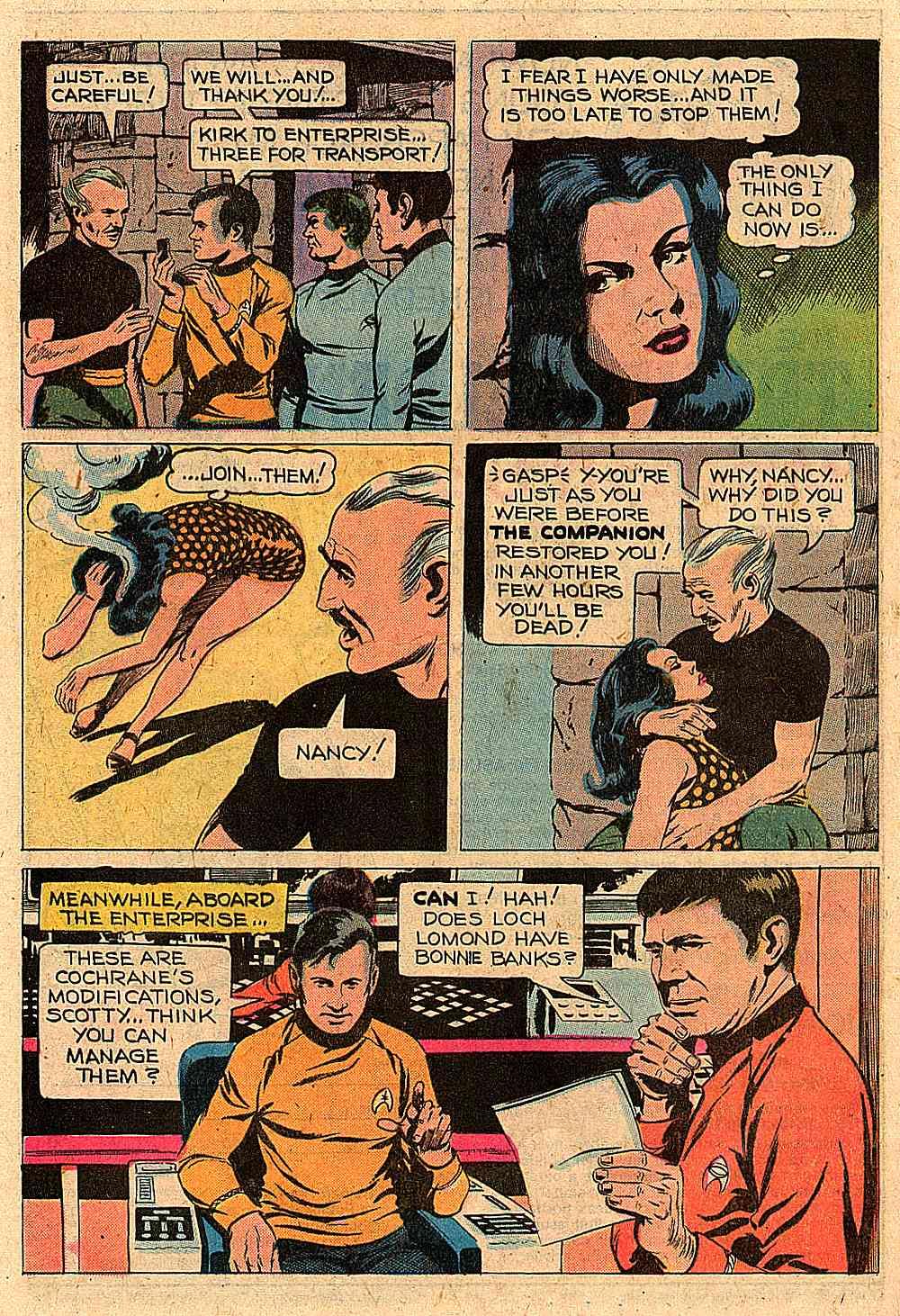Star Trek (1967) #49 #49 - English 12