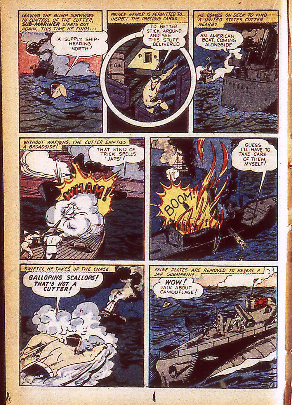 Sub-Mariner Comics Issue #8 #8 - English 29