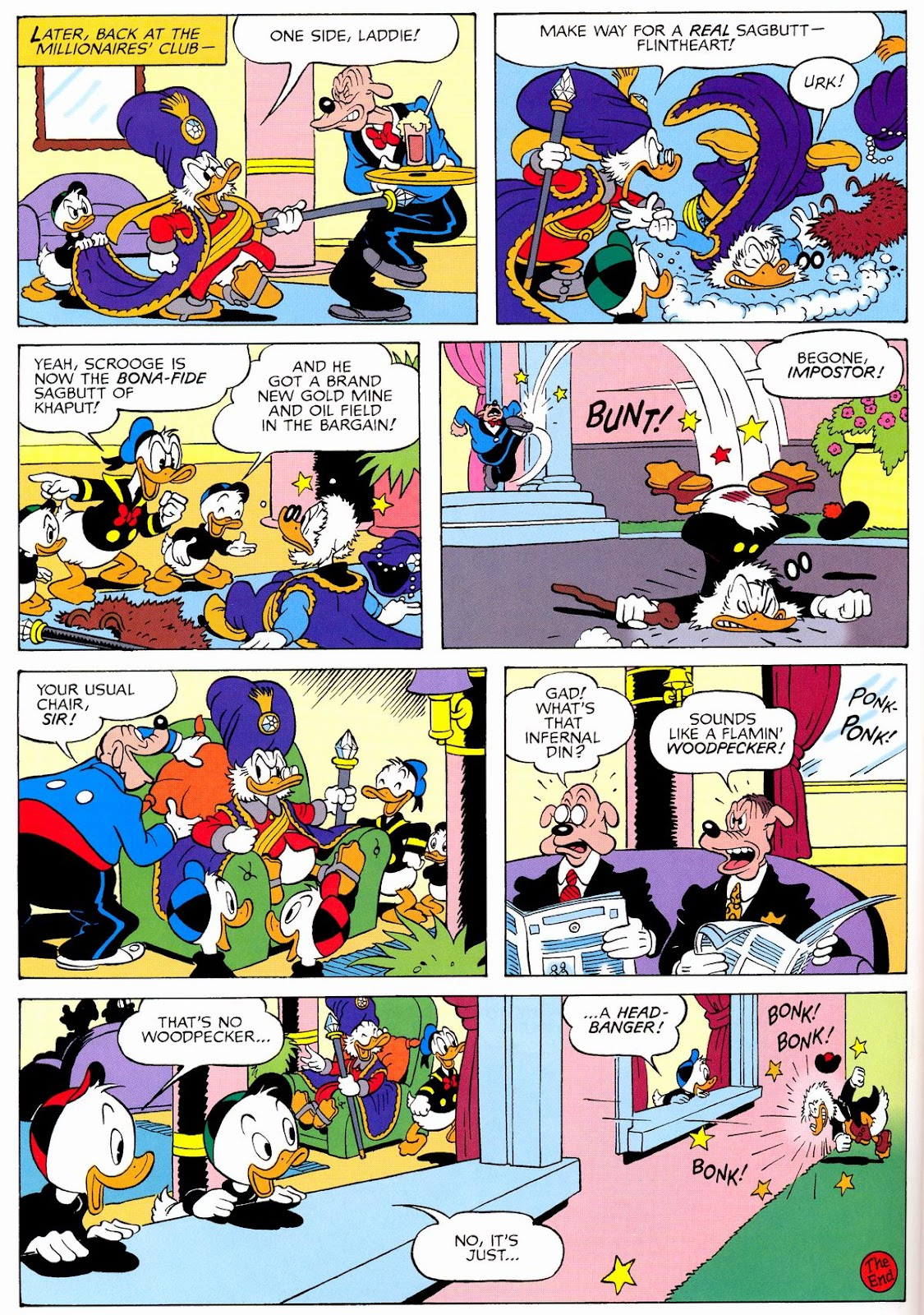 Uncle Scrooge (1953) Issue #329 #329 - English 52