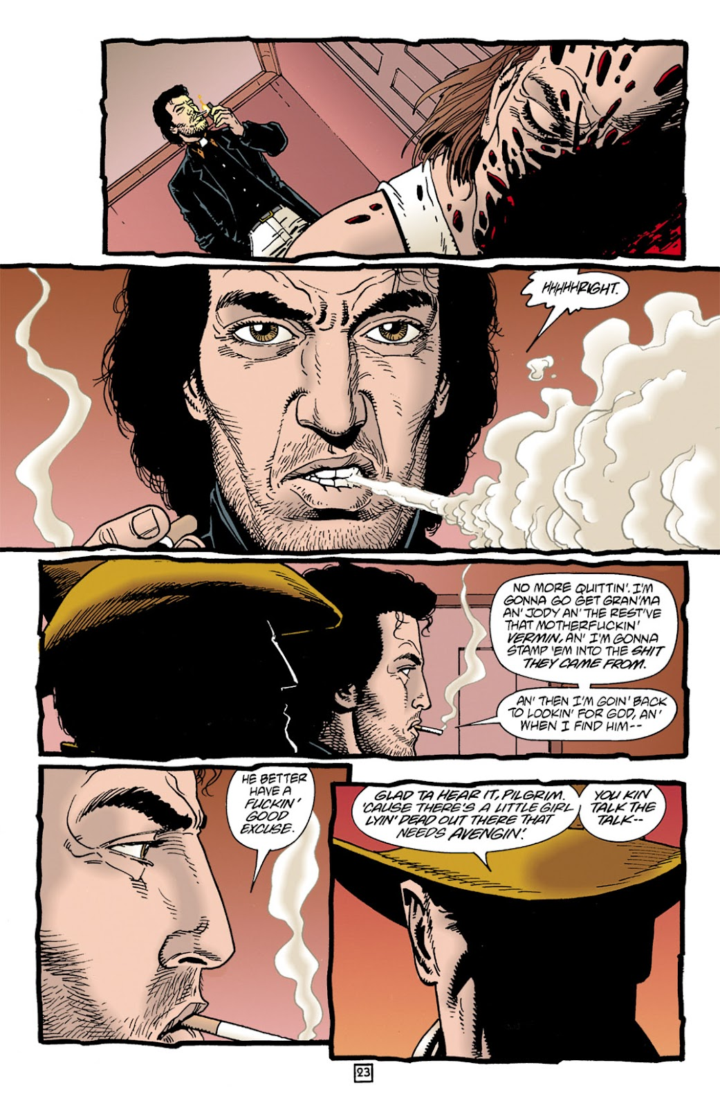 Preacher Issue #11 #20 - English 24