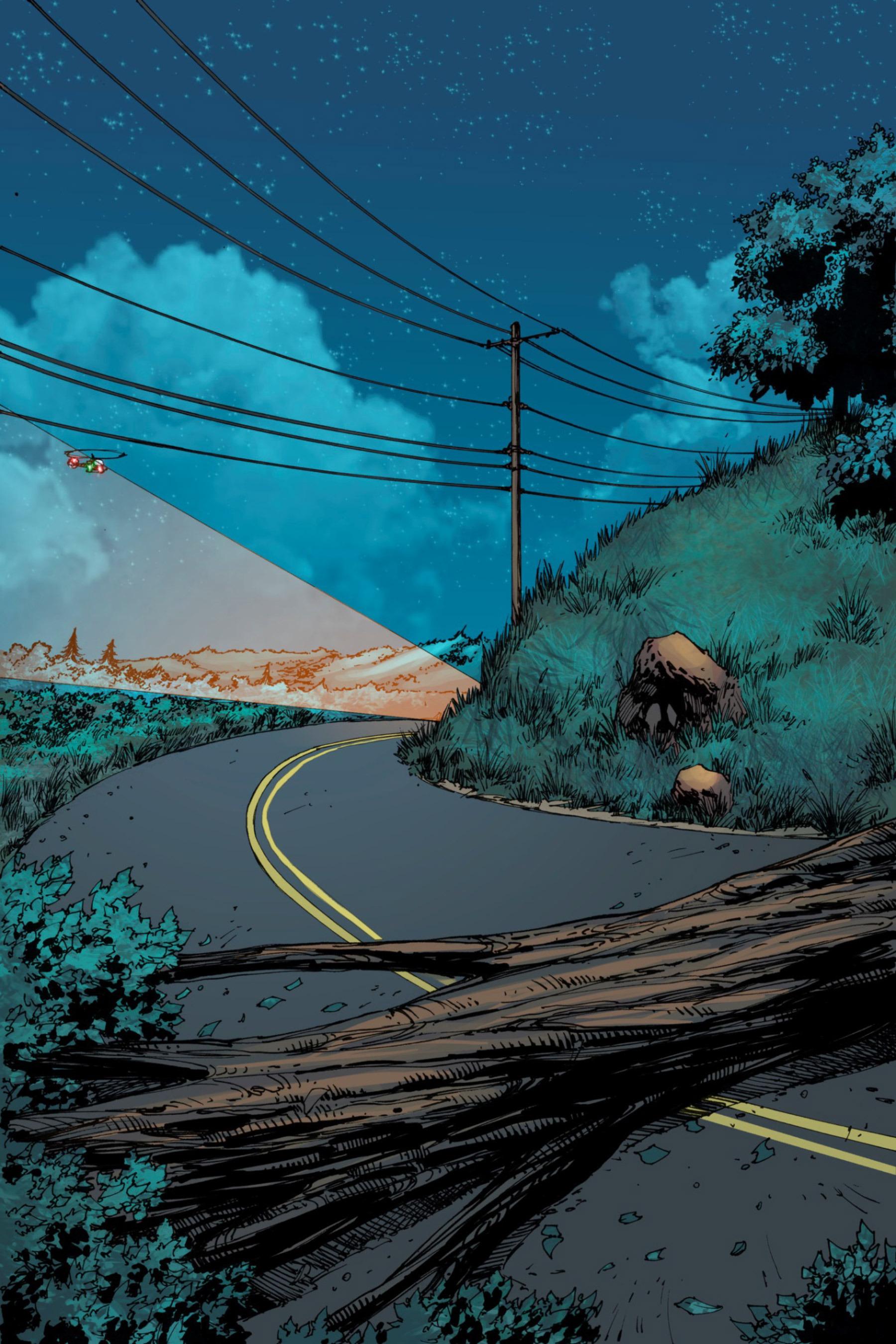 Read online Z-Men comic -  Issue #3 - 6