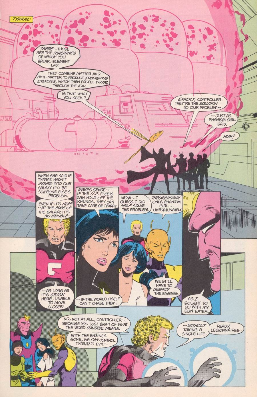 Tales of the Legion Issue #345 #32 - English 14