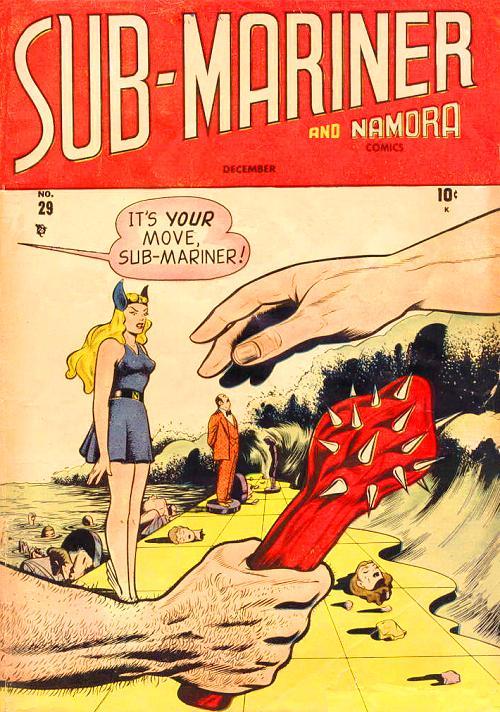 Sub-Mariner Comics #29 #29 - English 1