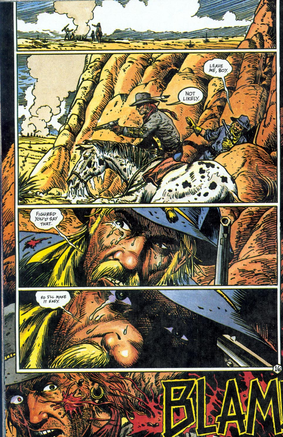 Jonah Hex: Two-Gun Mojo Issue #5 #5 - English 18