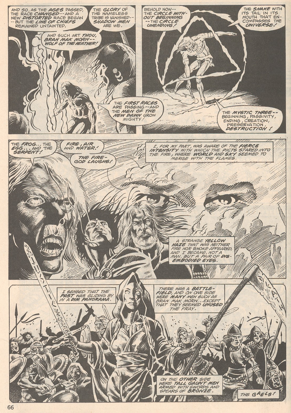 The Savage Sword Of Conan Issue #104 #105 - English 66