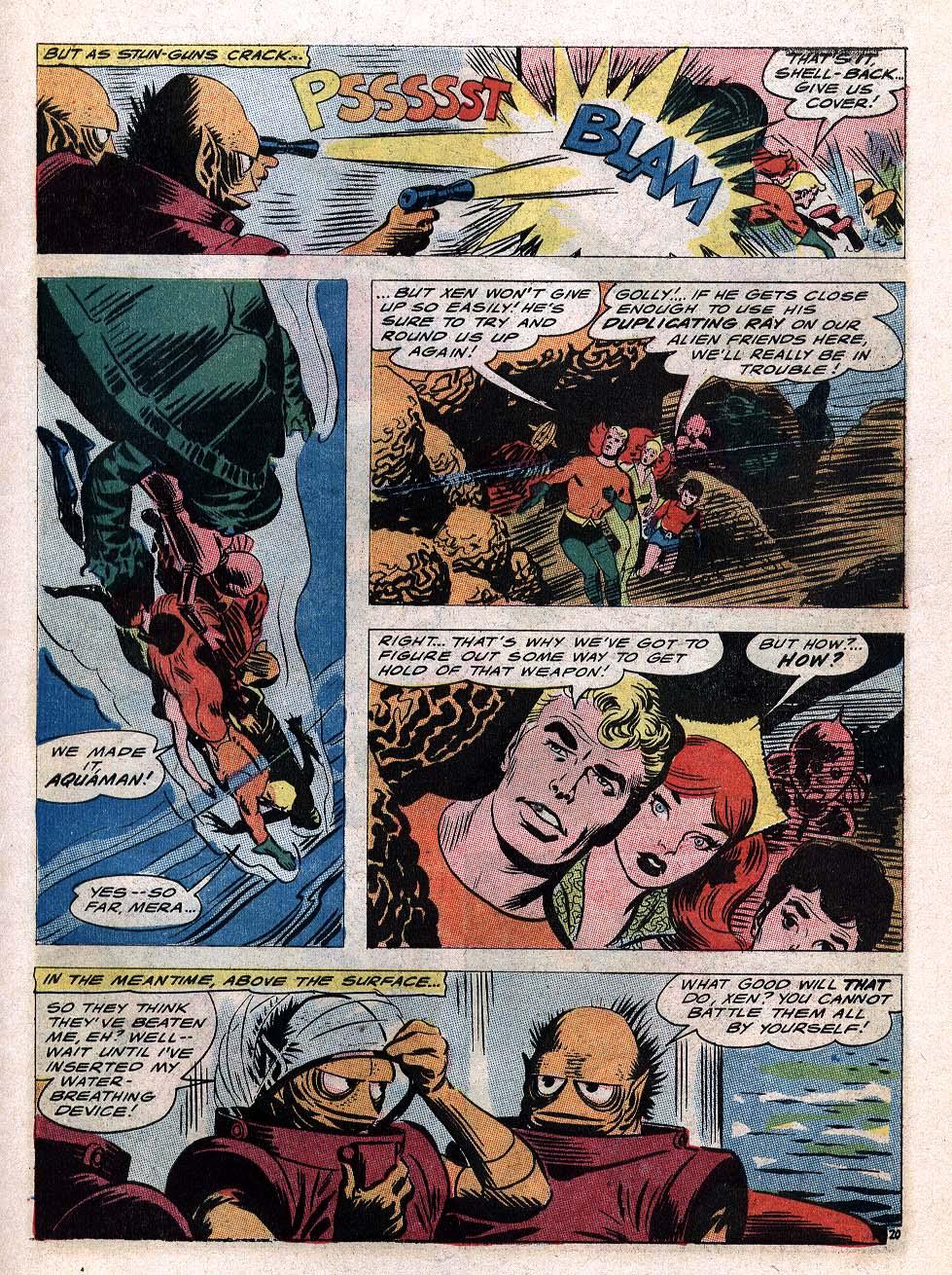 Aquaman (1962) Issue #27 #27 - English 27