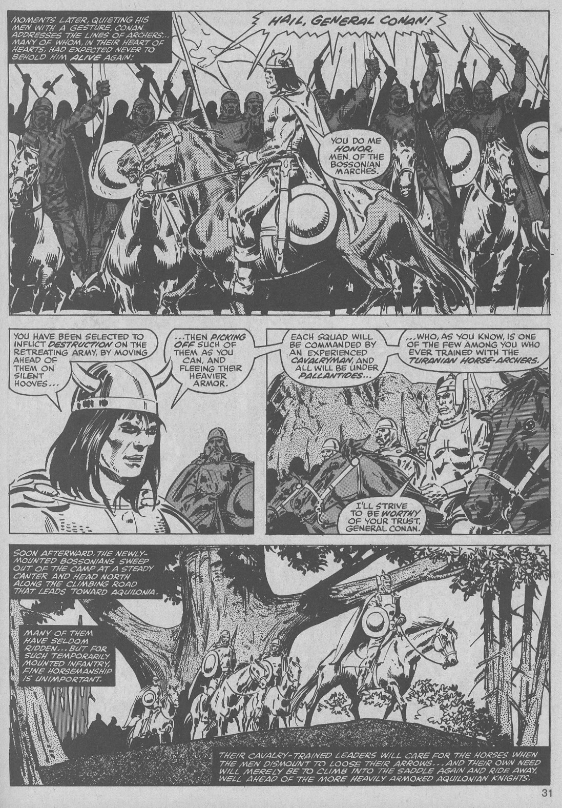 The Savage Sword Of Conan Issue #50 #51 - English 31