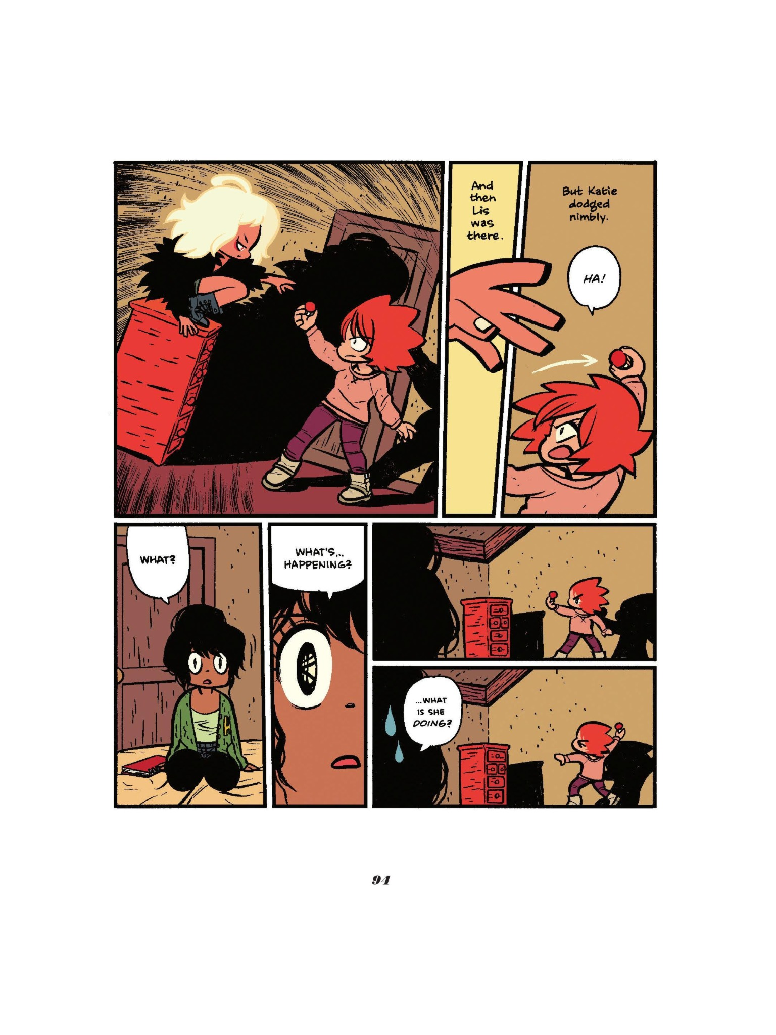 Read online Seconds comic -  Issue # Full - 96
