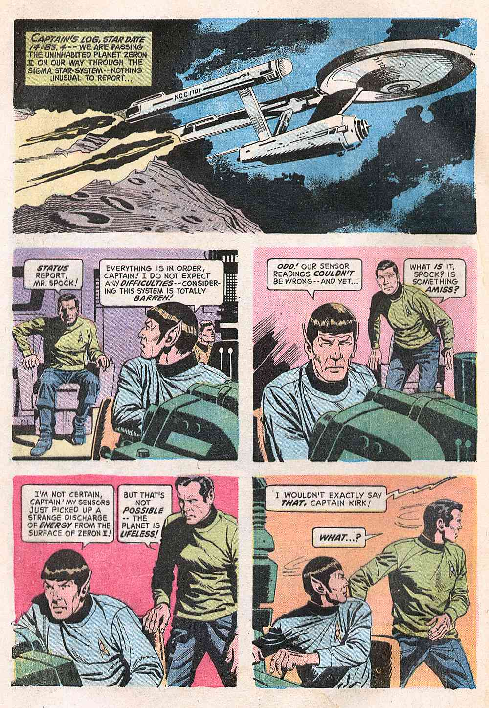 Star Trek (1967) Issue #13 #13 - English 3