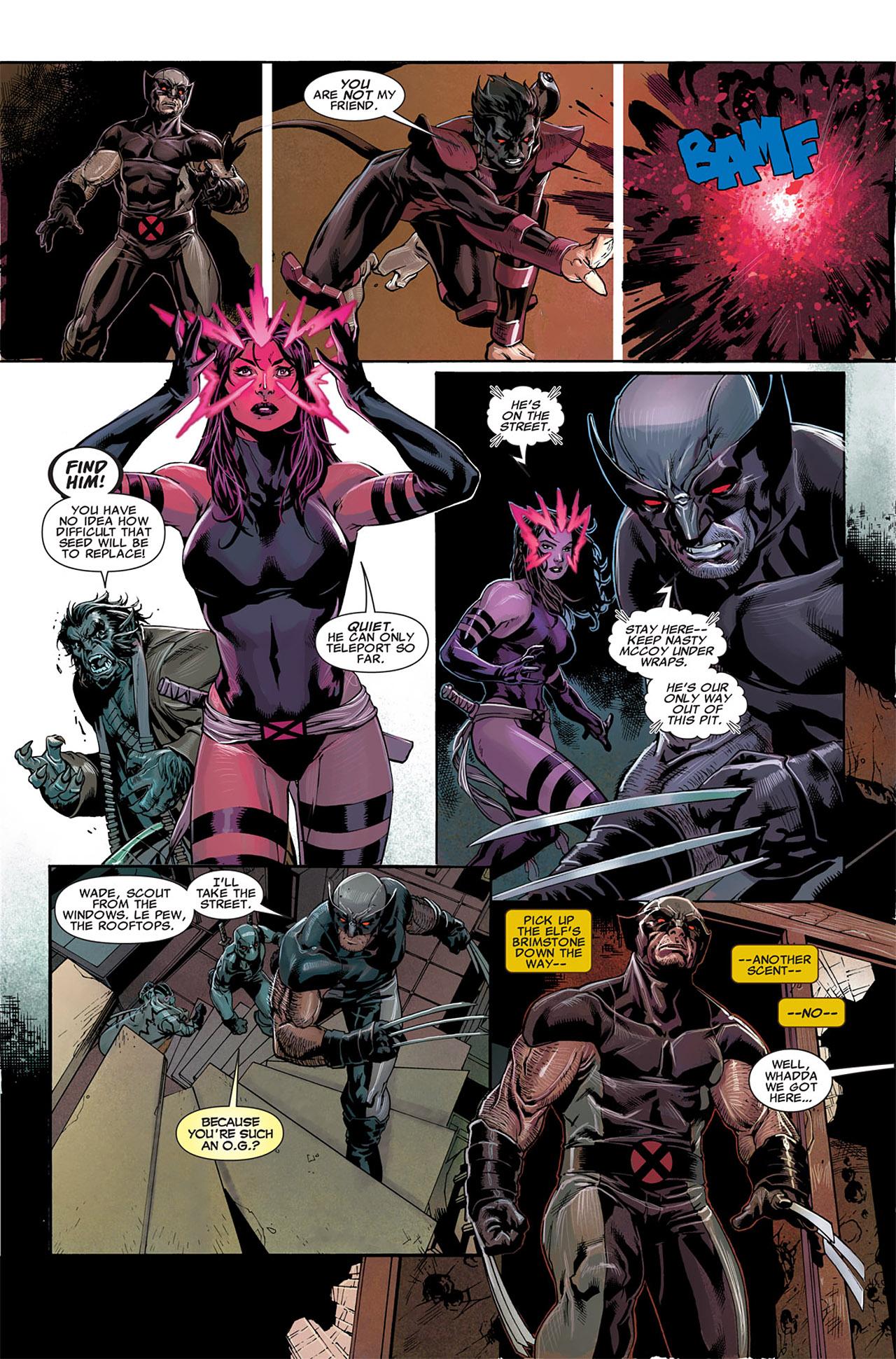 Uncanny X-Force (2010) #11 #26 - English 12