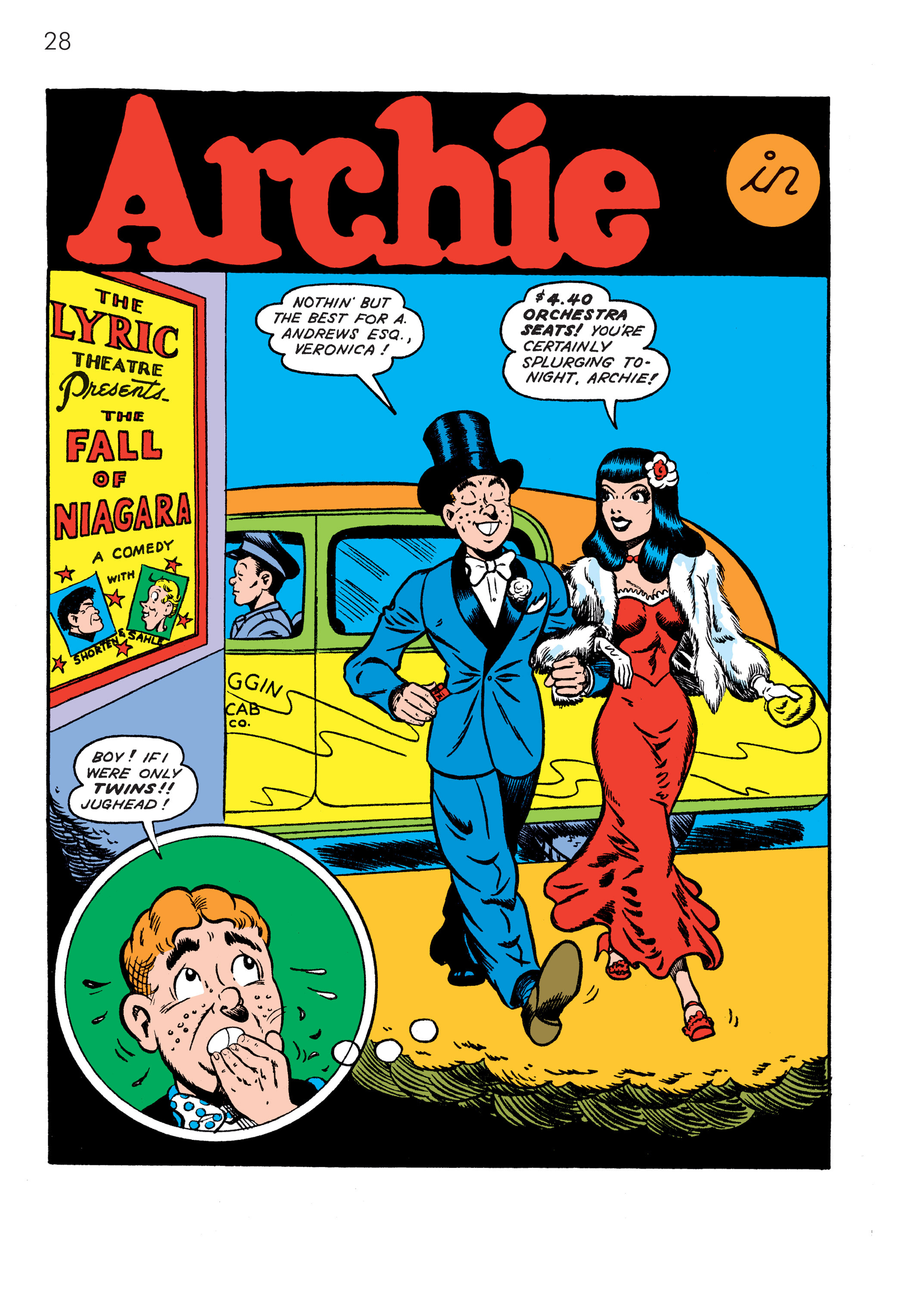 Read online The Best of Archie Comics comic -  Issue # TPB 4 (Part 1) - 29
