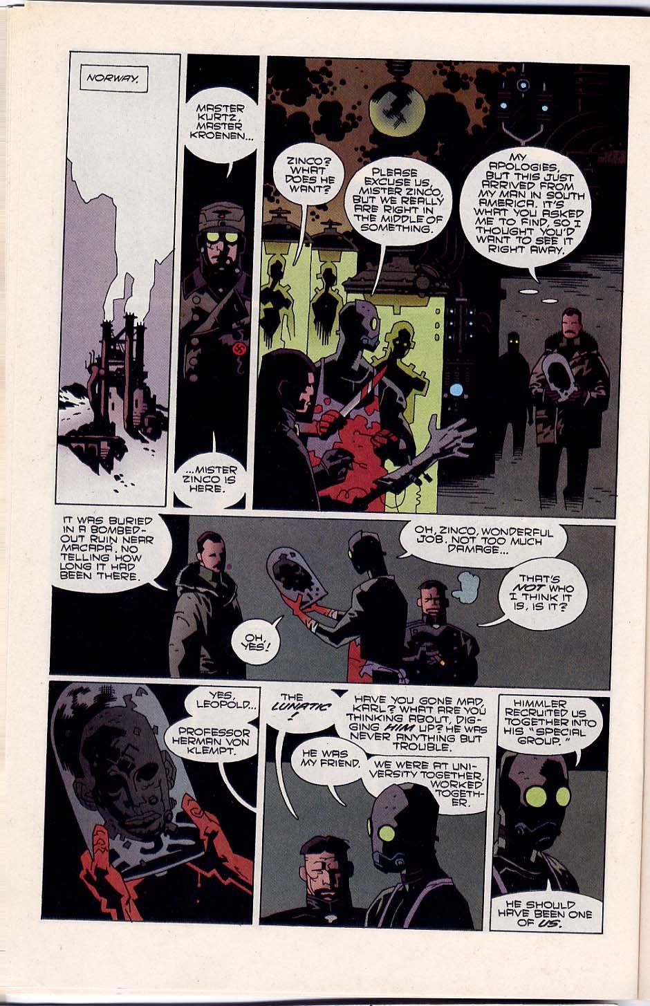Hellboy: Wake the Devil Issue #3 #3 - English 20