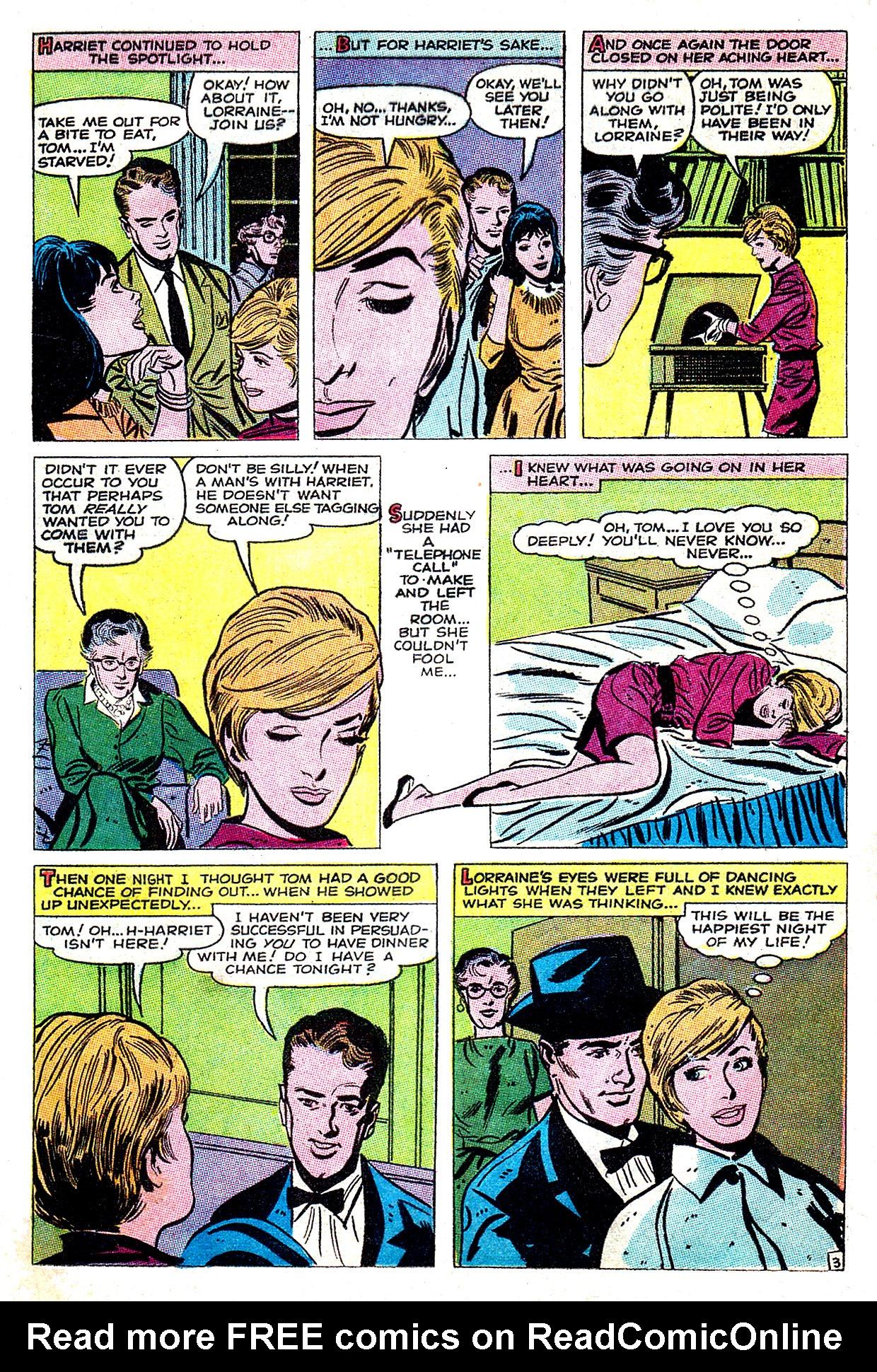 Read online Secret Hearts comic -  Issue #135 - 13