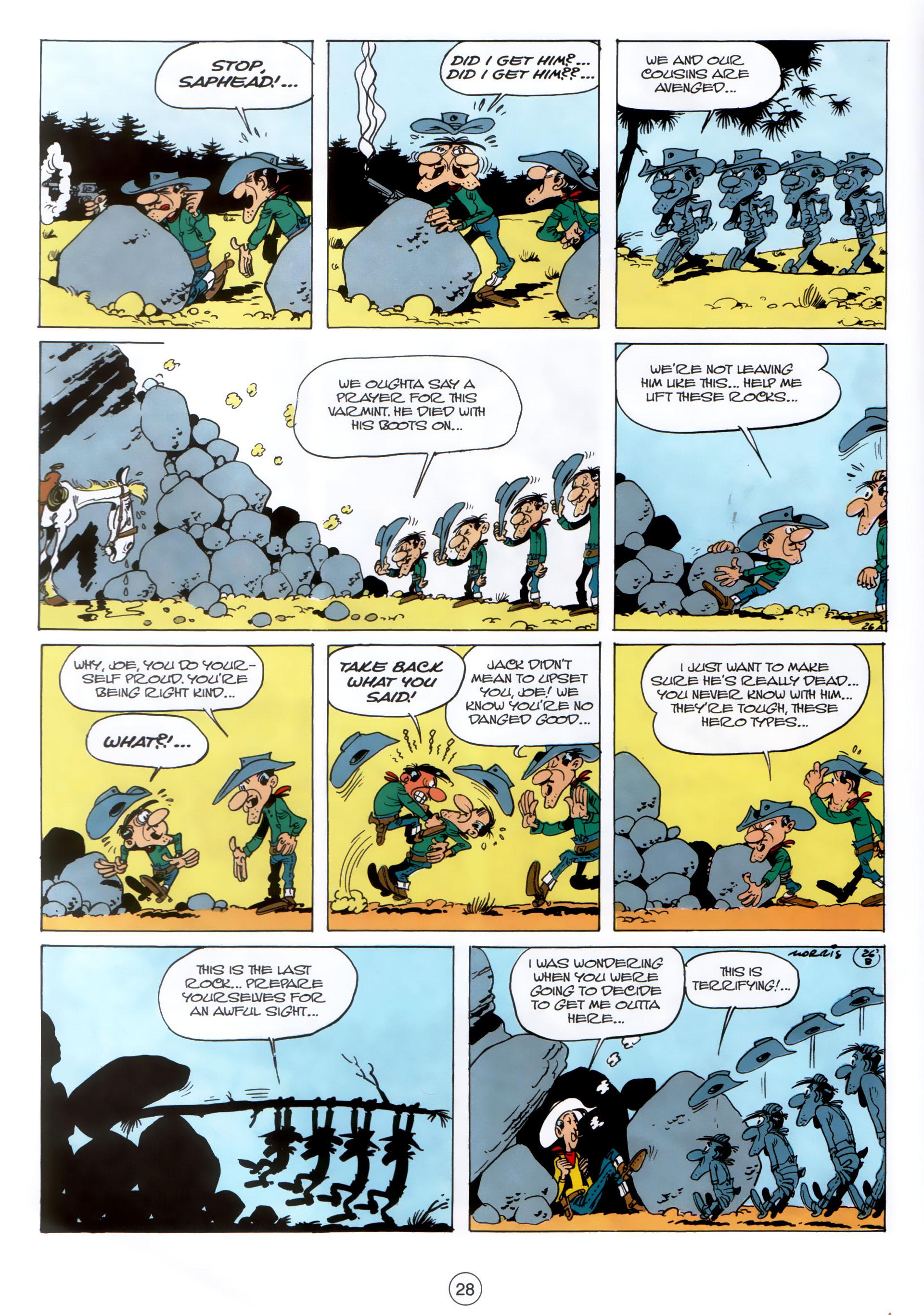 A Lucky Luke Adventure 30 Page 26