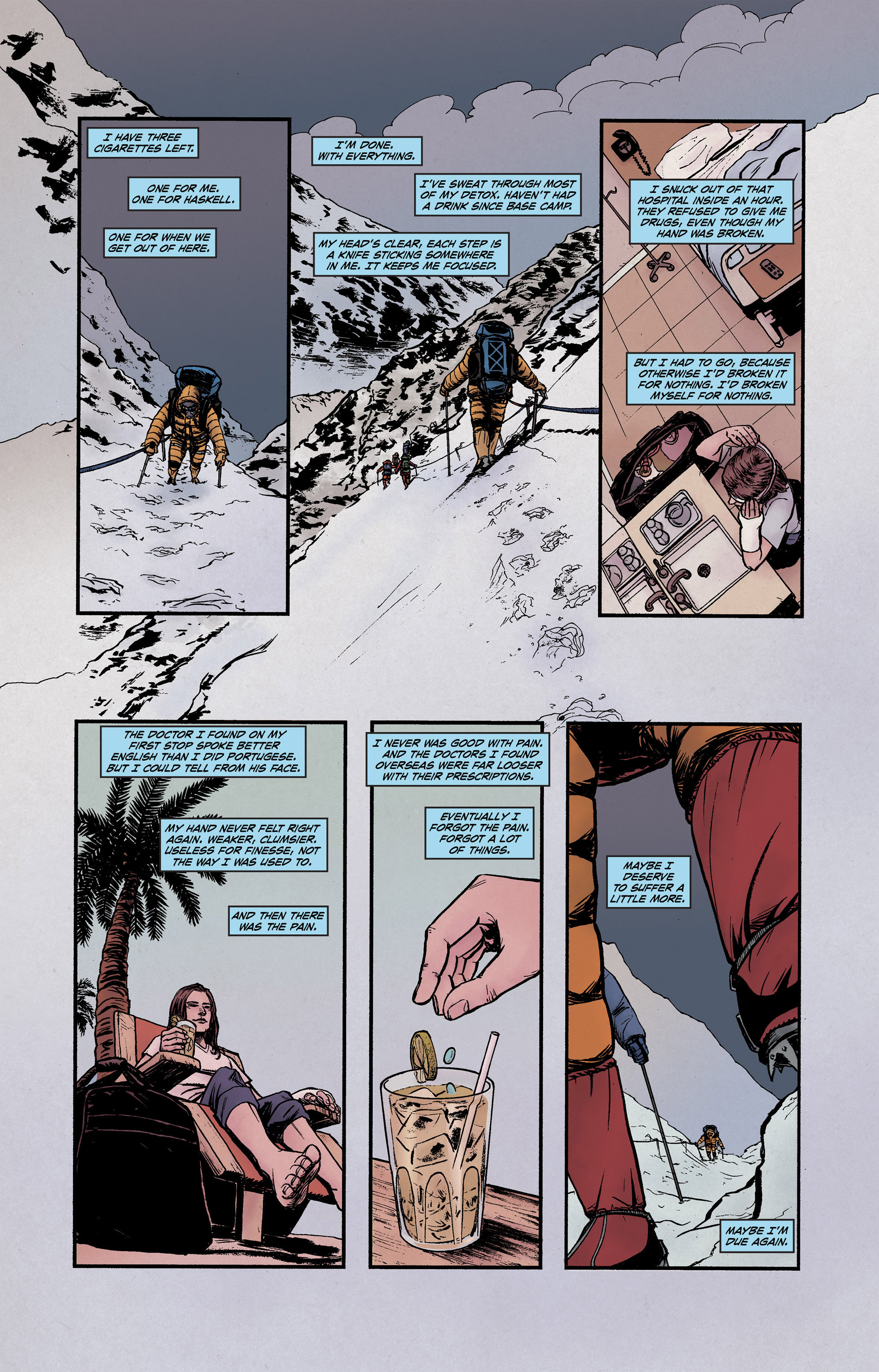 Read online High Crimes comic -  Issue #10 - 13