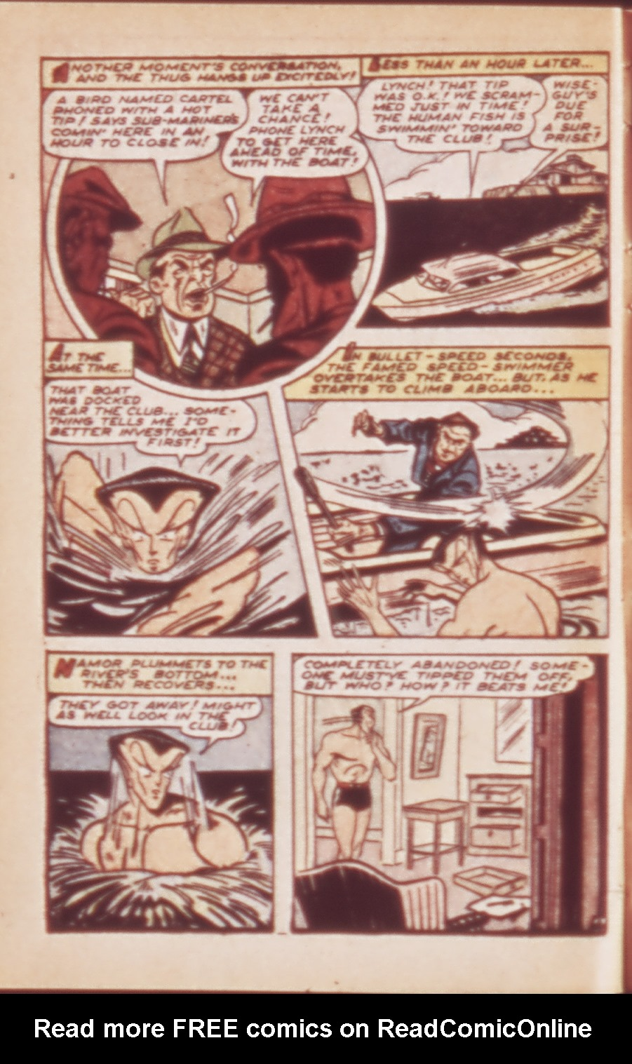 Sub-Mariner Comics Issue #19 #19 - English 6