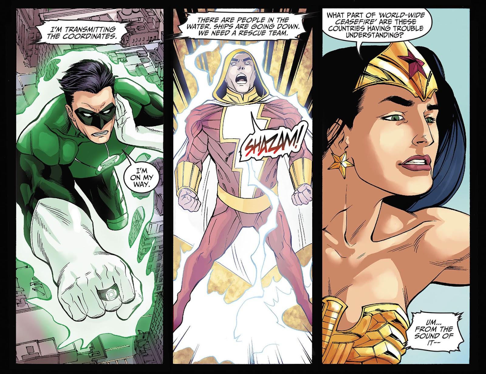 Injustice: Gods Among Us [I] Issue #10 #11 - English 16