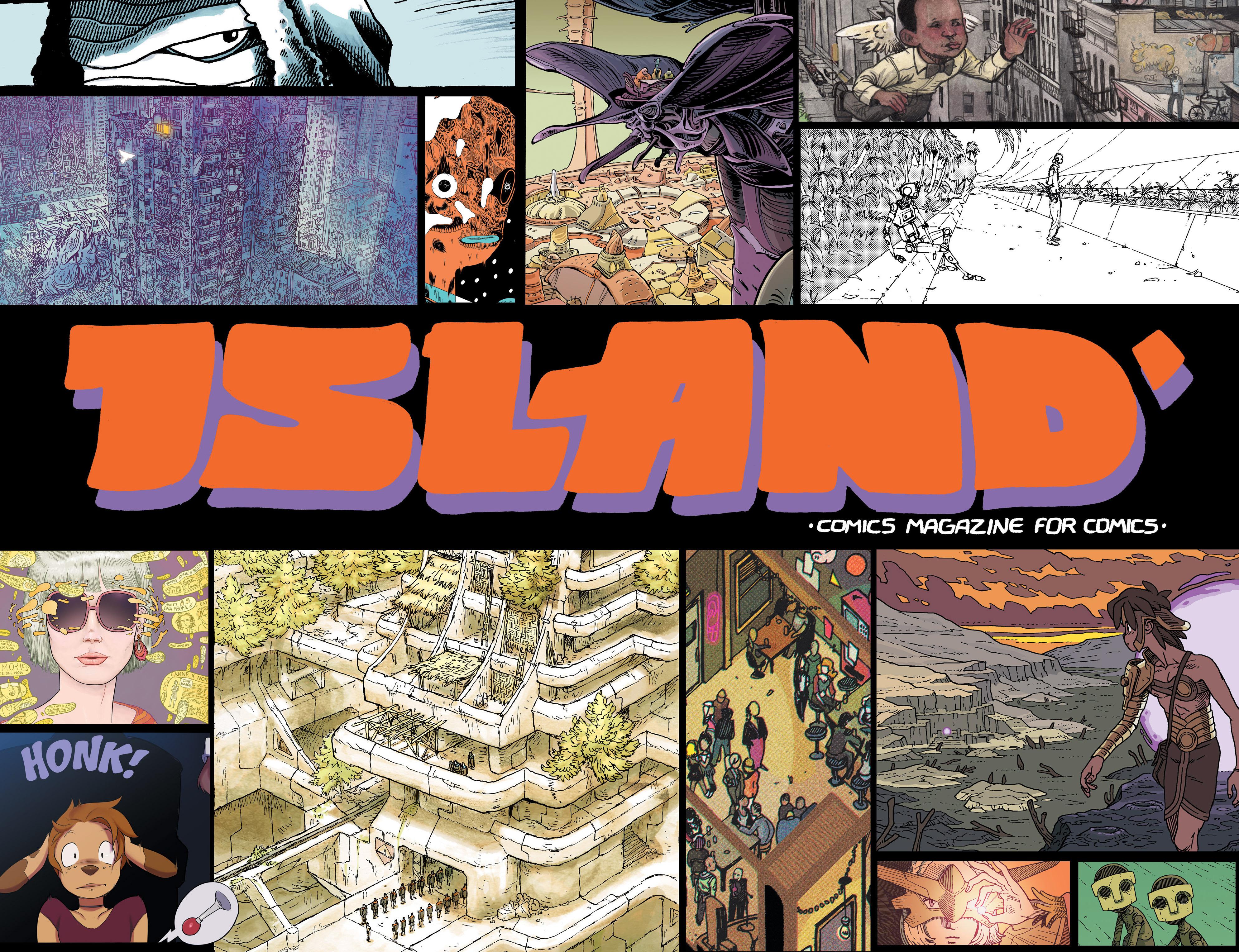 Read online Secret Identities comic -  Issue #5 - 25