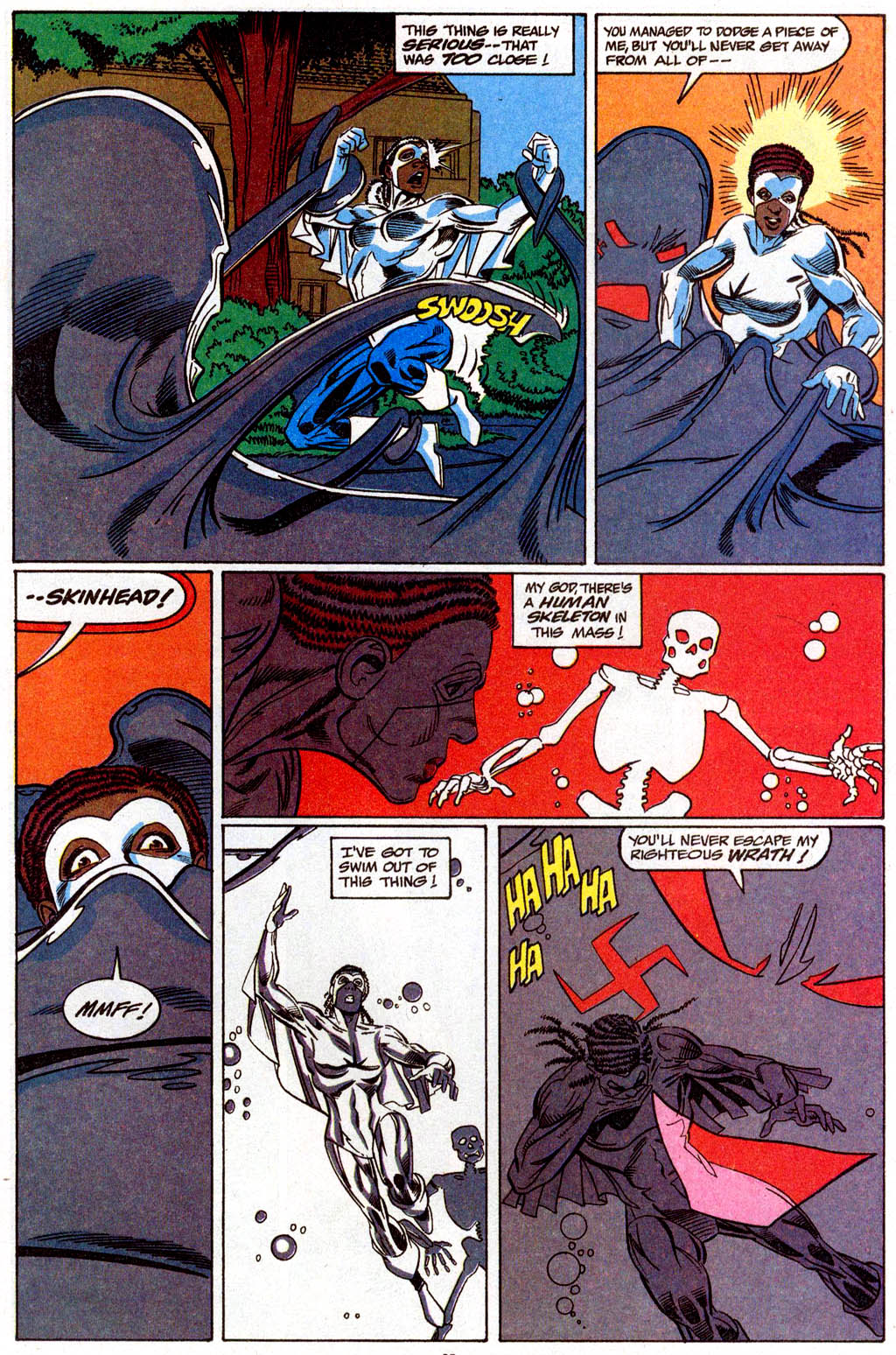 Captain Marvel (1989) 2 Page 27