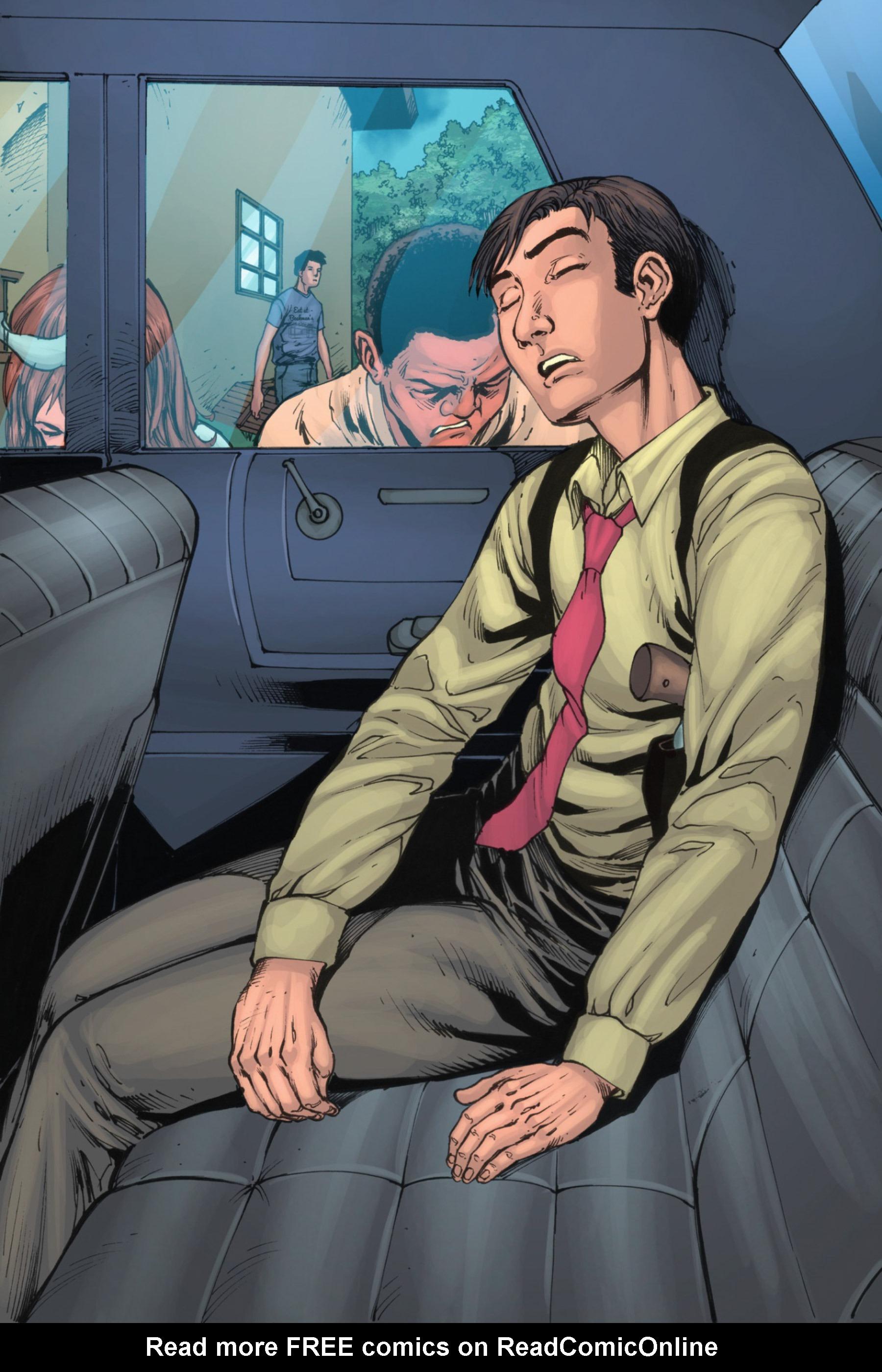 Read online Z-Men comic -  Issue #3 - 111