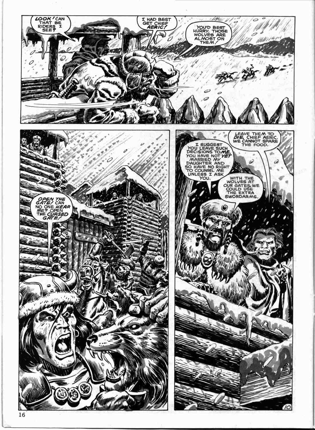 The Savage Sword Of Conan Issue #133 #134 - English 15