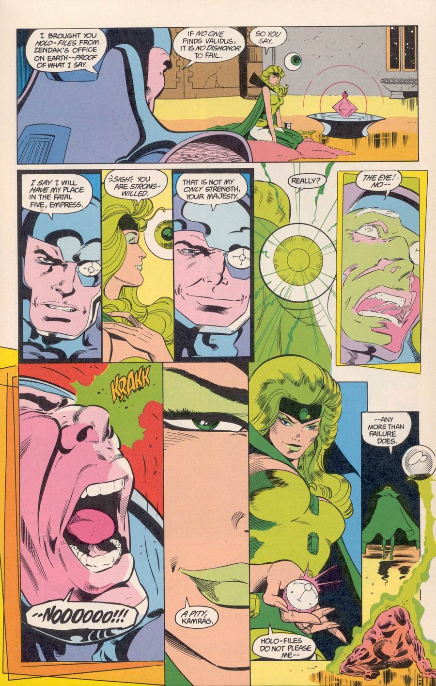 Tales of the Legion Issue #349 #36 - English 12
