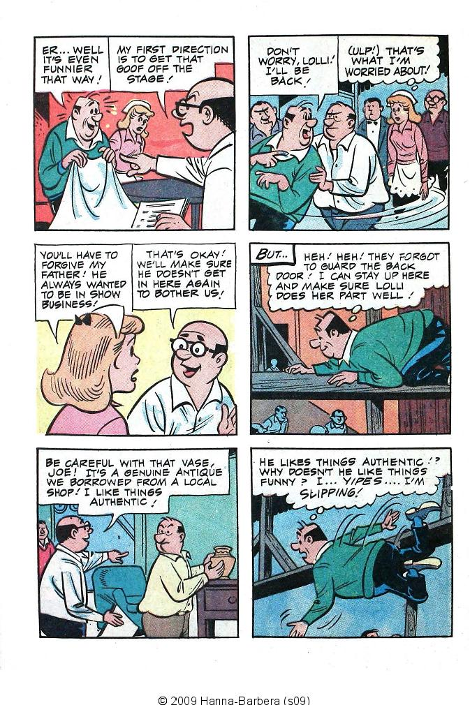 Read online Scooby-Doo... Where Are You! (1970) comic -  Issue #10 - 32