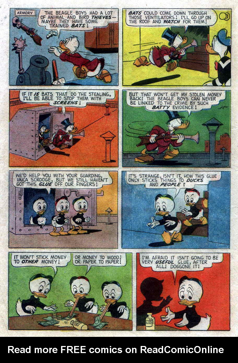 Uncle Scrooge (1953) Issue #42 #42 - English 14