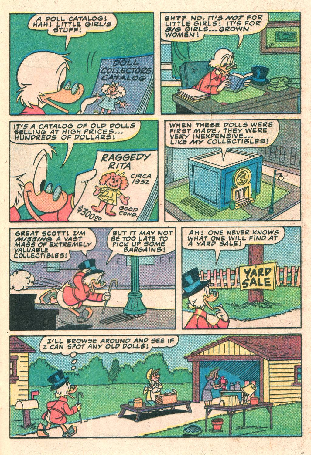 Uncle Scrooge (1953) Issue #198 #198 - English 25