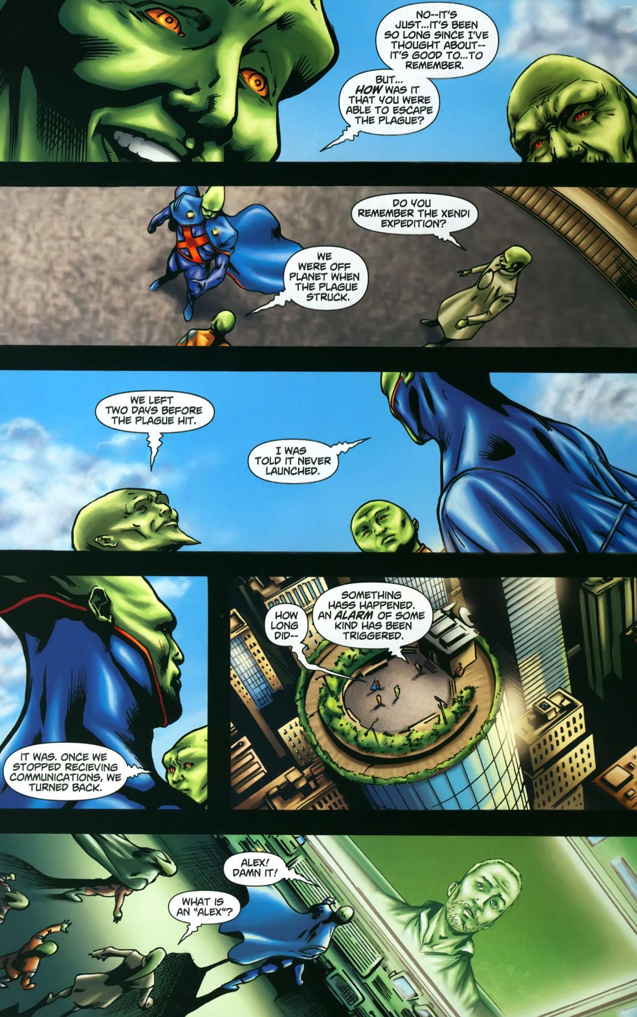 Read online Martian Manhunter (2006) comic -  Issue #3 - 14