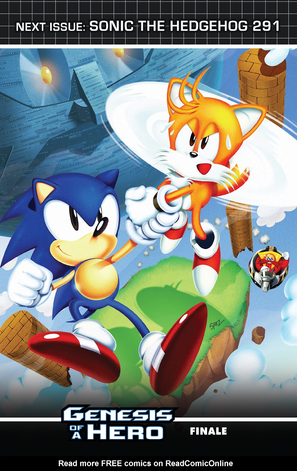 Sonic The Hedgehog (1993) Issue #290 #290 - English 24