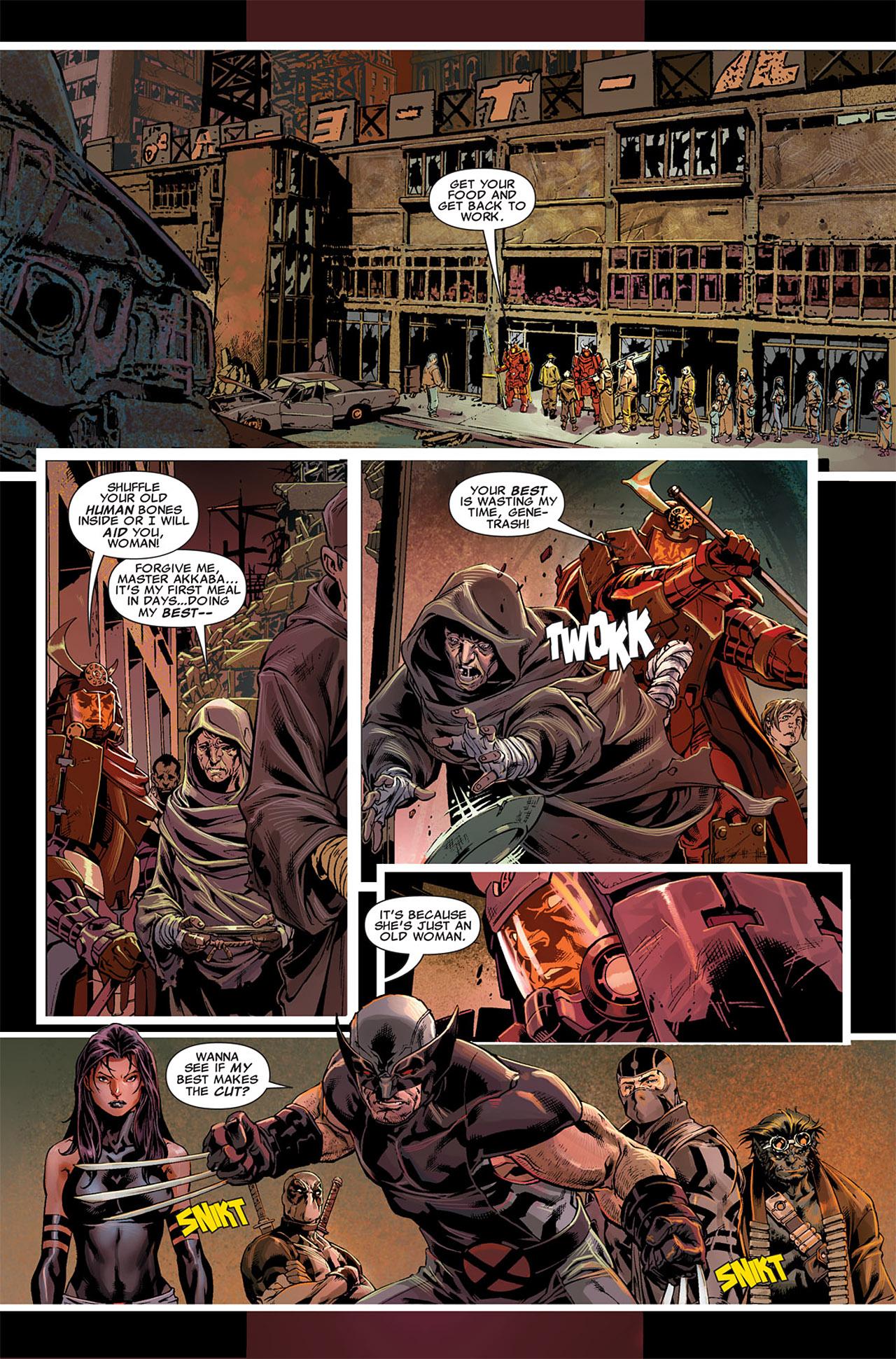 Uncanny X-Force (2010) #11 #26 - English 7