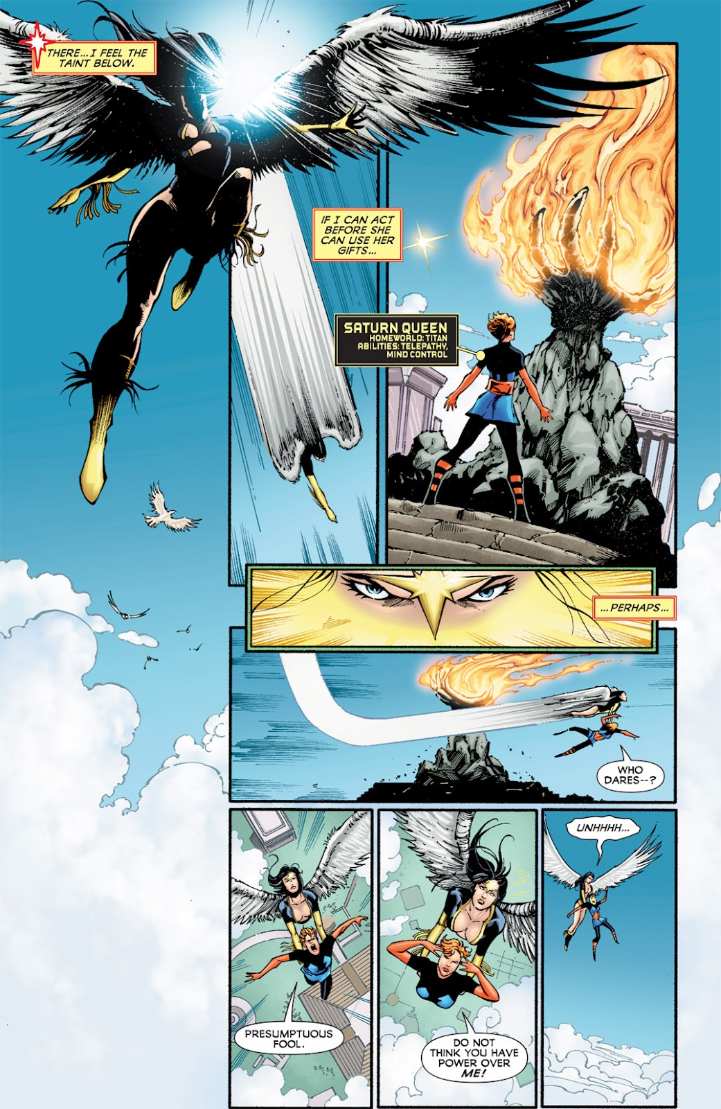 Legion of Super-Heroes (2010) Issue #15 #16 - English 8
