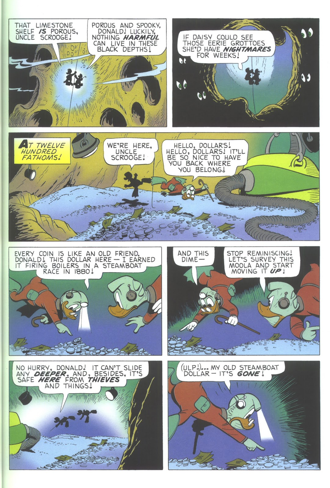 Uncle Scrooge (1953) Issue #356 #356 - English 9