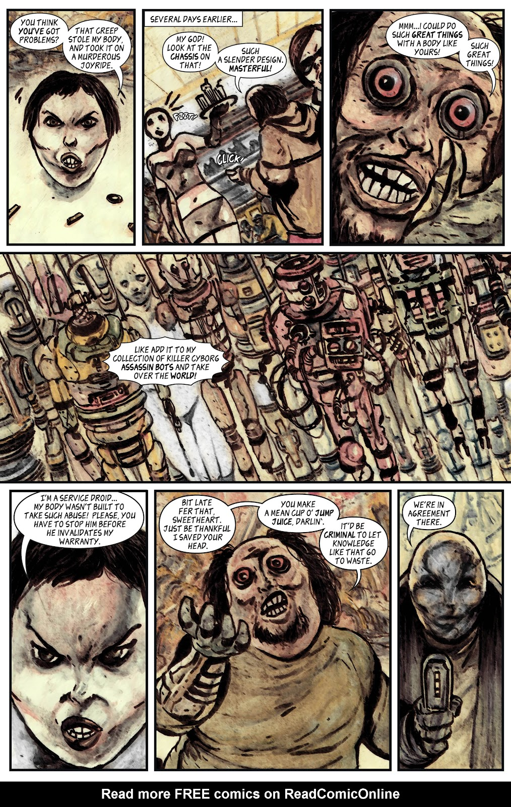 100% Biodegradable Issue #12 #12 - English 27