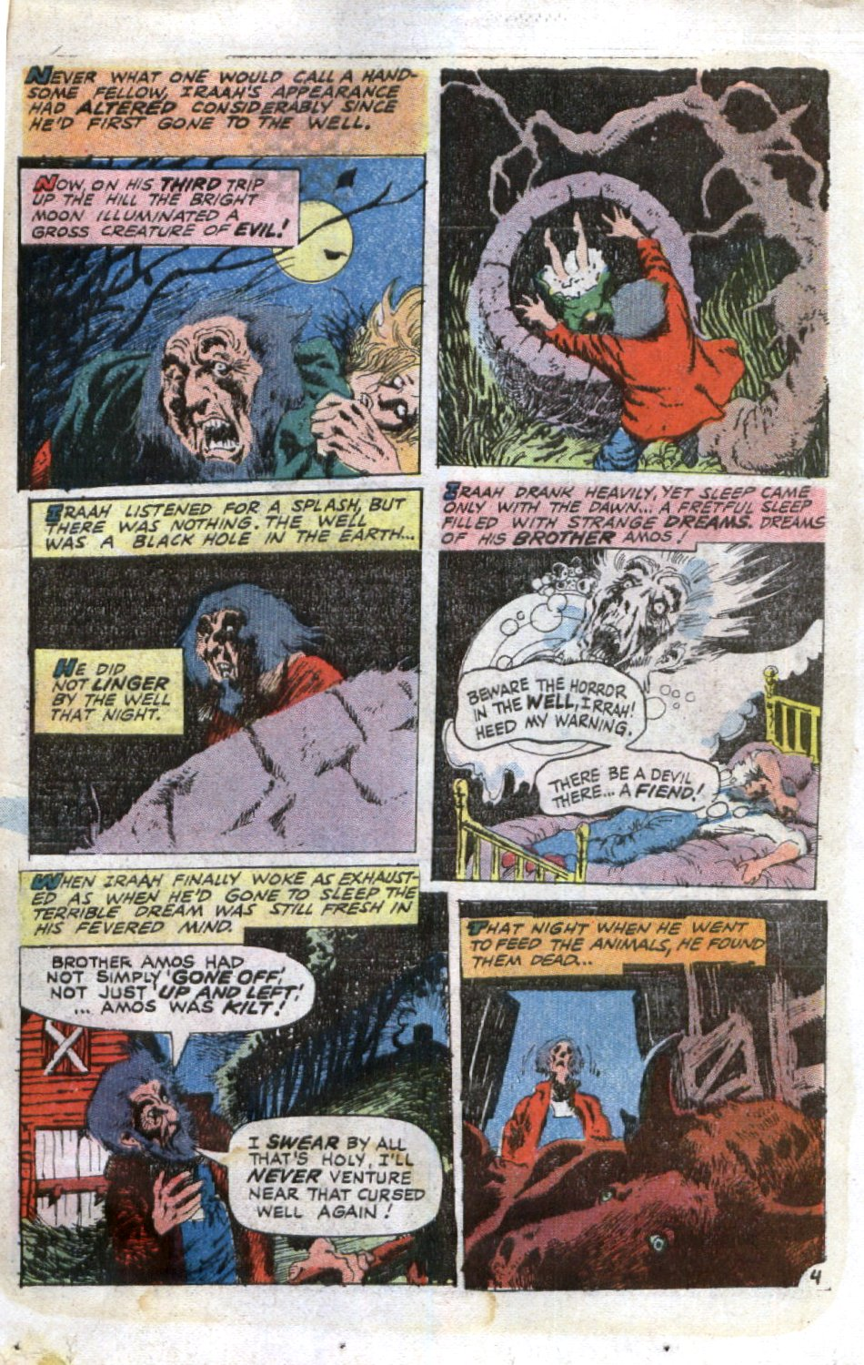 Read online Scary Tales comic -  Issue #33 - 19