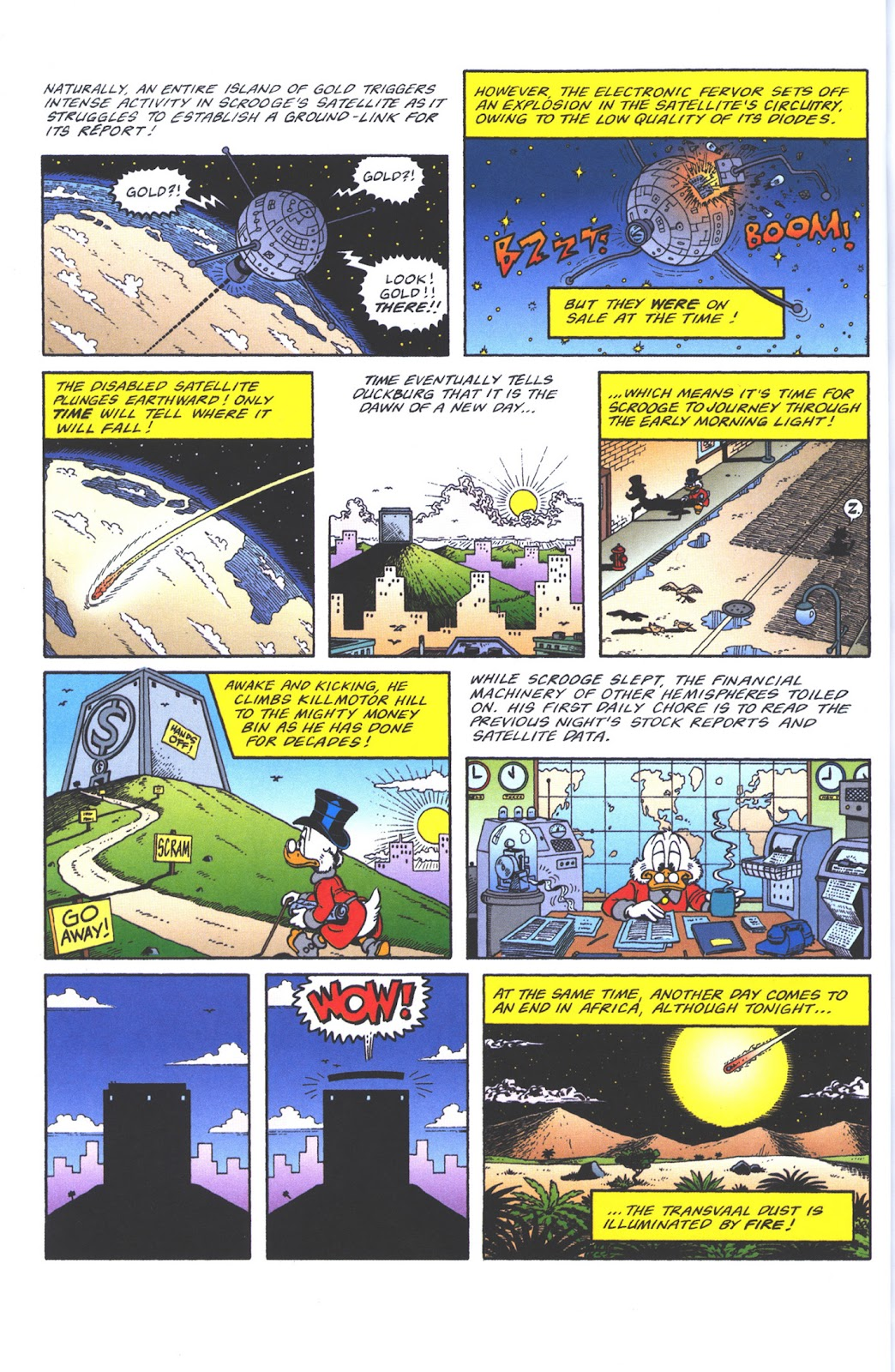 Uncle Scrooge (1953) Issue #380 #380 - English 4